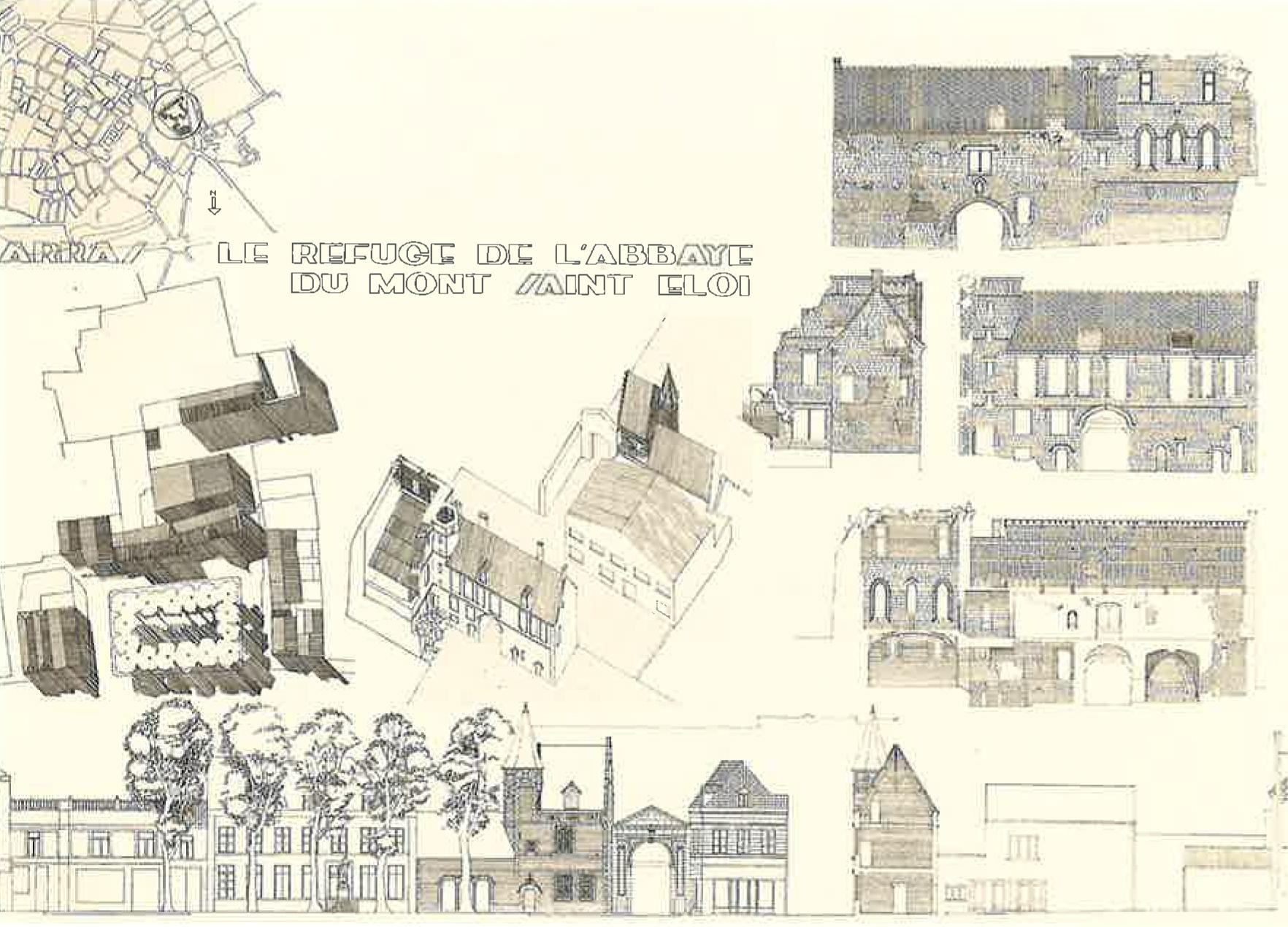 brunelle - la compagnie des architectes en chef des monuments