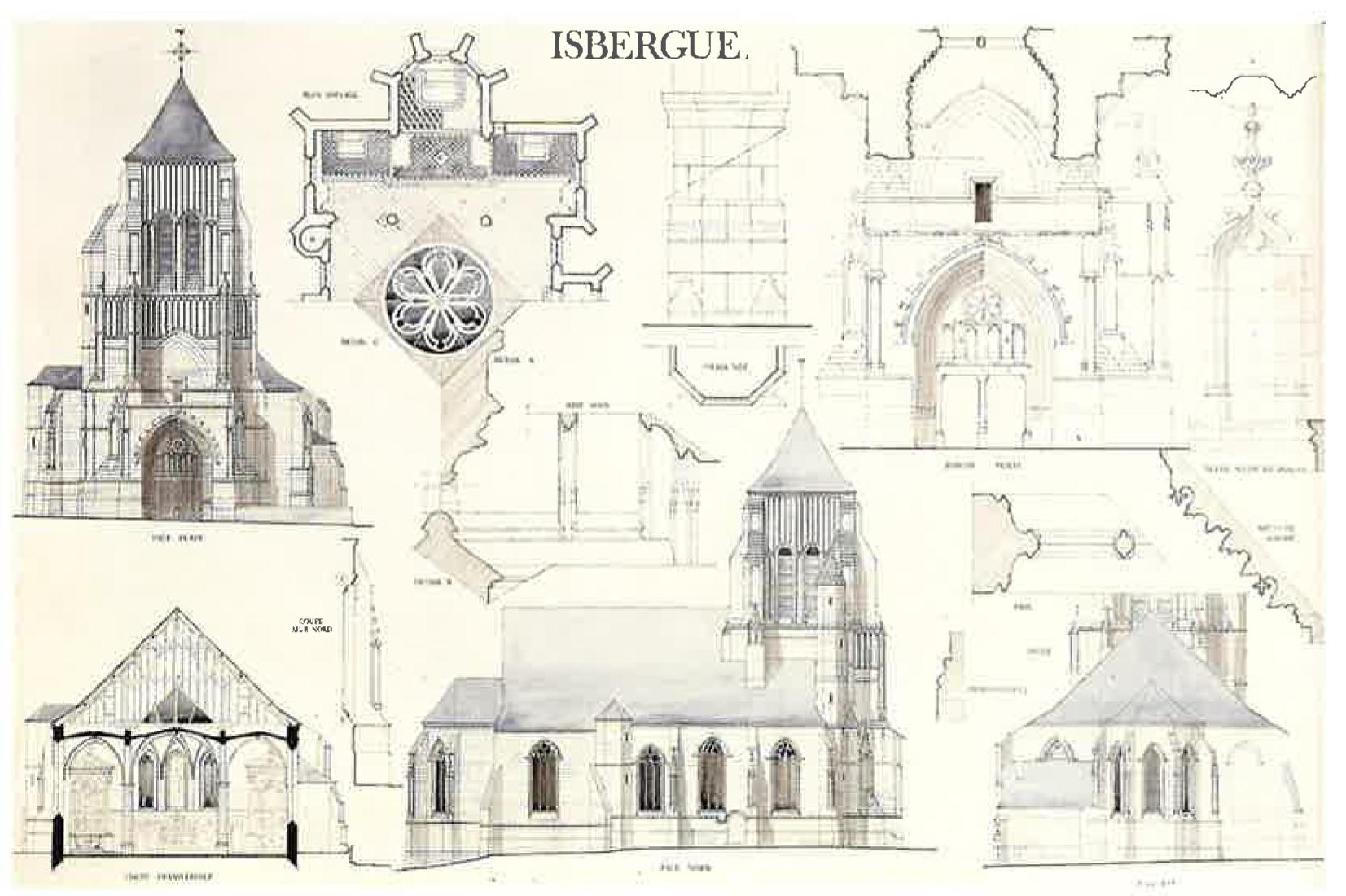 Poncelet la compagnie des architectes en chef des for Architecte en chef des monuments historiques