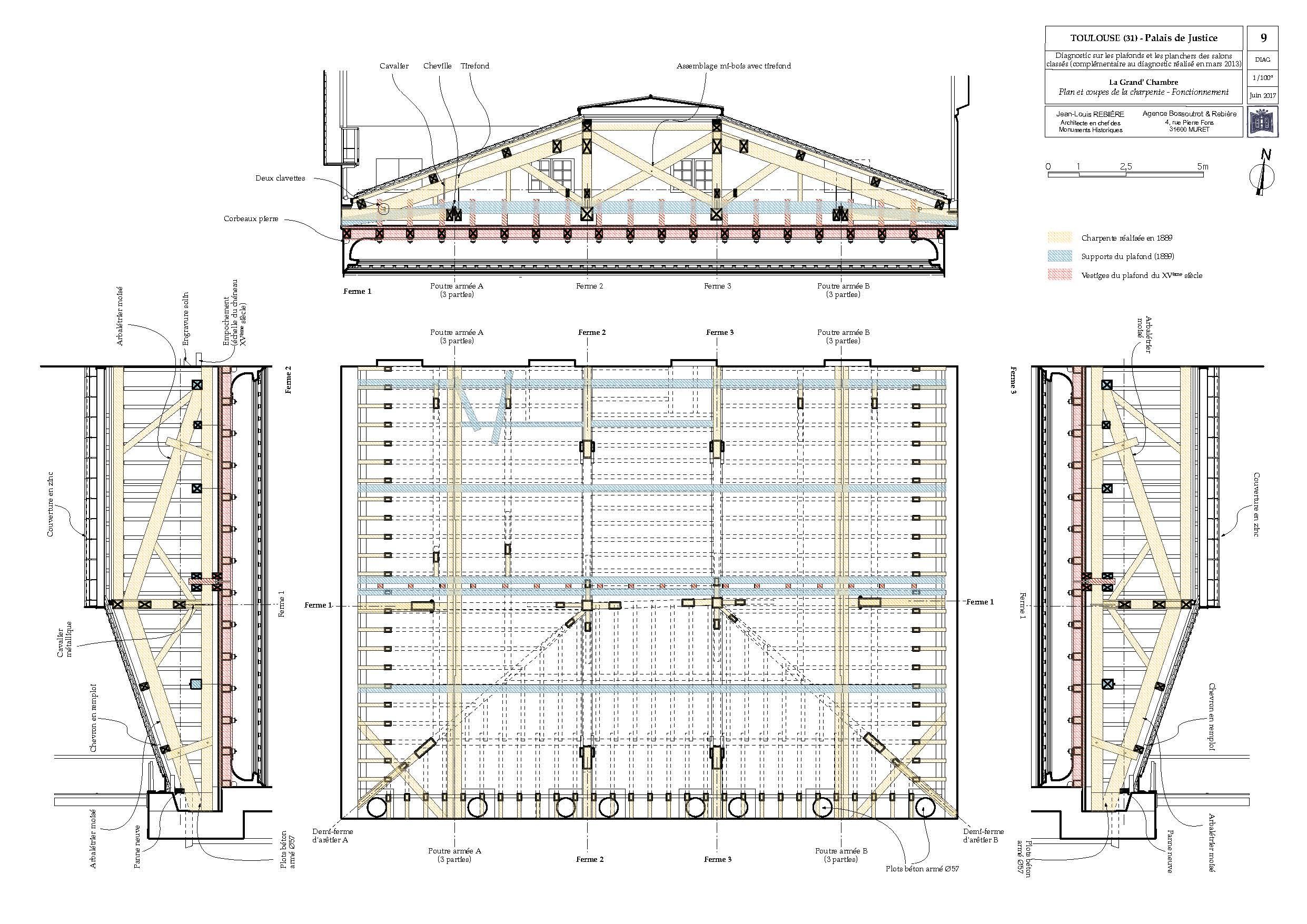 Rebi re la compagnie des architectes en chef des for Architecte en chef des monuments historiques