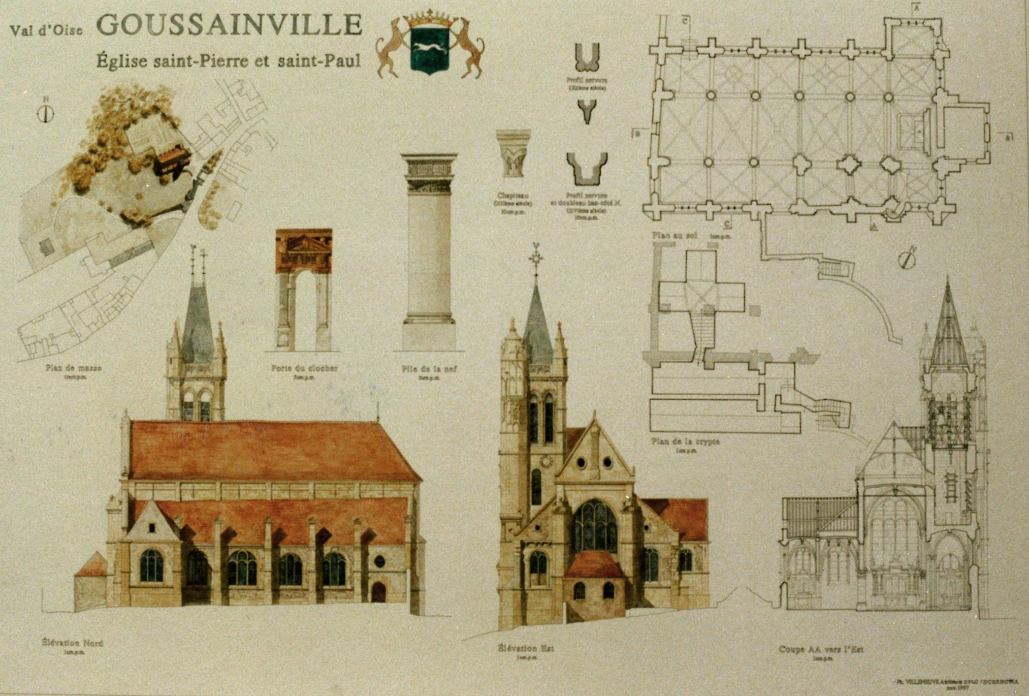 Villeneuve la compagnie des architectes en chef des for Architecte en chef des monuments historiques