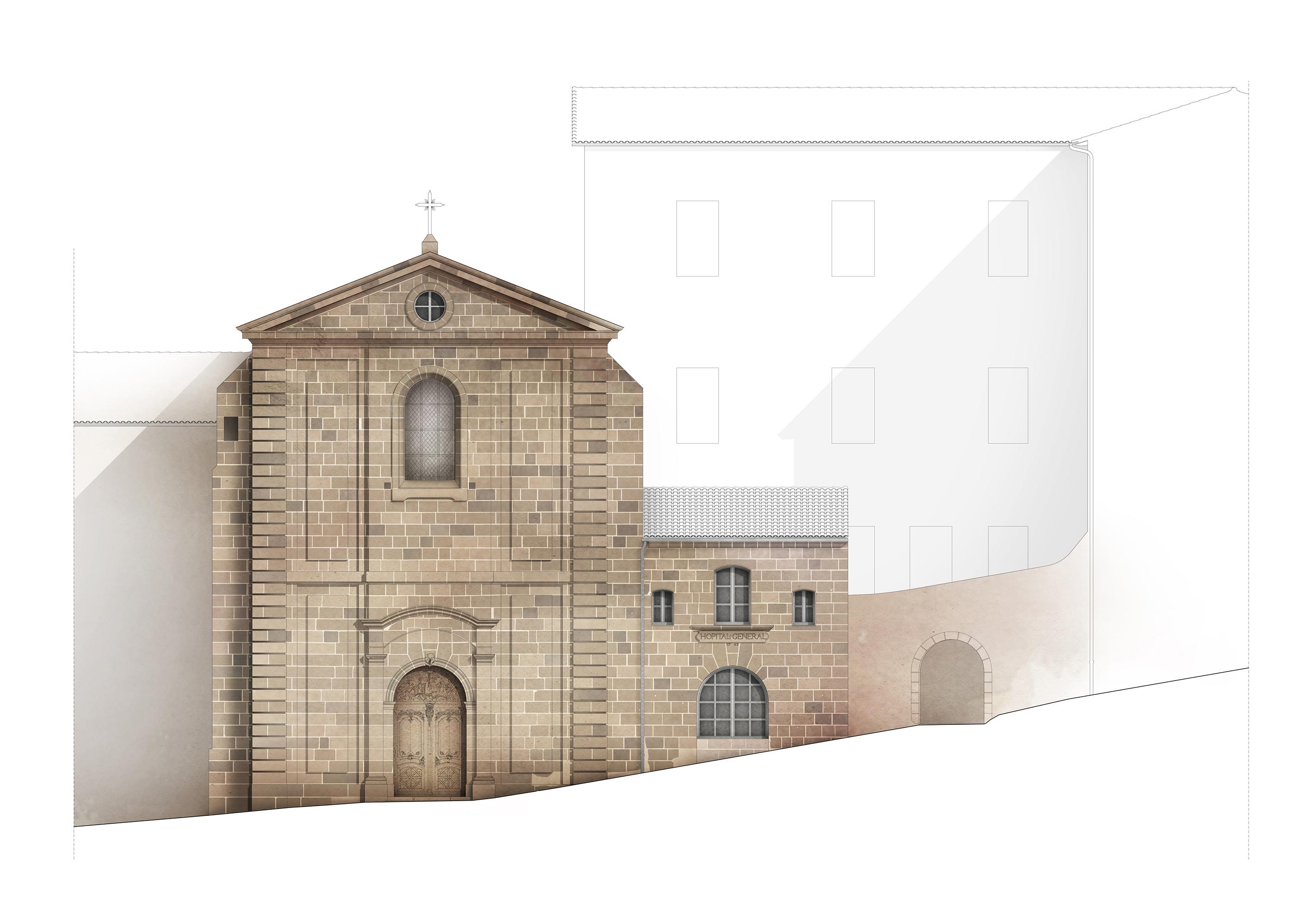 Architecte Le Puy En Velay dufour - la compagnie des architectes en chef des monuments